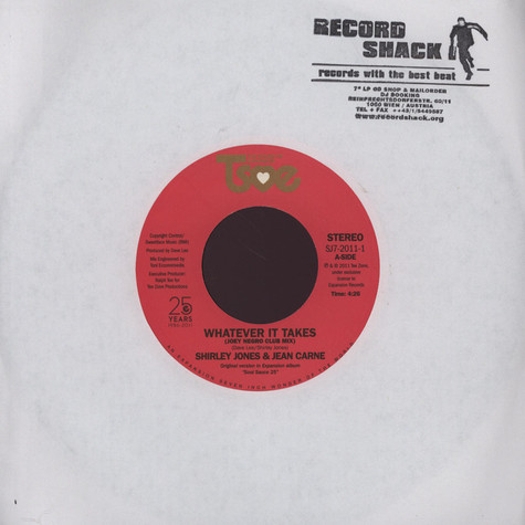 Shirley Jones and Jean Carne - Whatever It Takes / Tell Me What's Wrong