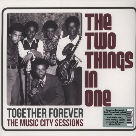 Two Things In One, The - Together Forever - The Music City Sessions
