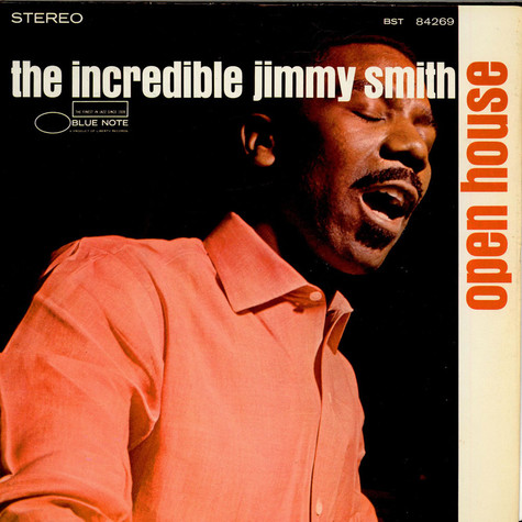 Jimmy Smith - Open House