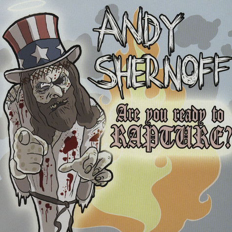 Andy Shernoff - Are You Ready To Rapture? Feat. Joey Ramone