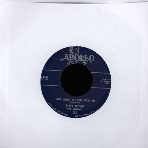 Piney Brown - How About Rocking With Me