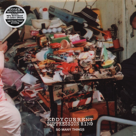 Eddy Current - So Many Things