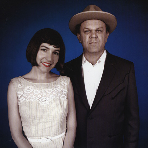 Becky & John - I'll Be There If You Ever Want feat. Jack White