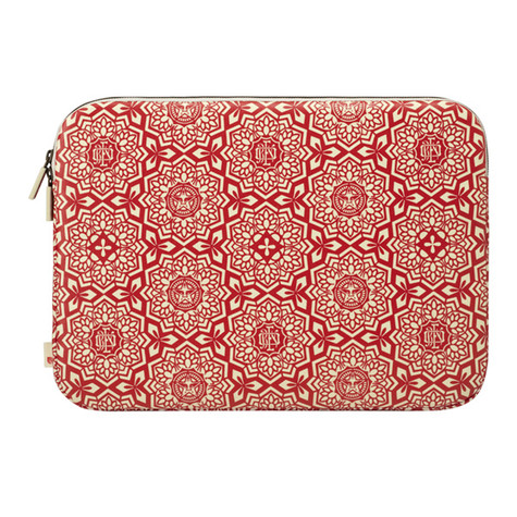 Incase x Shepard Fairey - Yen Pattern MacBook Protective Sleeve 15""