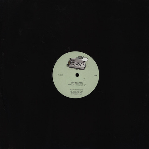 Pip Williams - Analog Sequences EP
