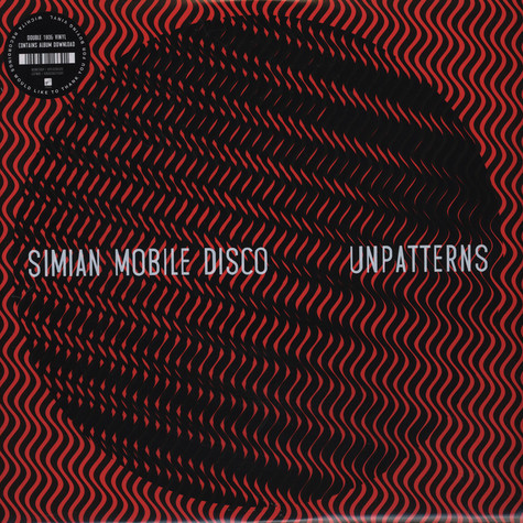 Simian Mobile Disco - Unpatterns