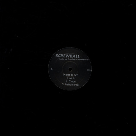 Screwball - Heat Is On RMX