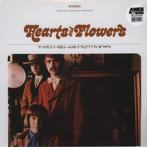 Hearts And Flowers - Of Horses, Kids And Forgotten Women