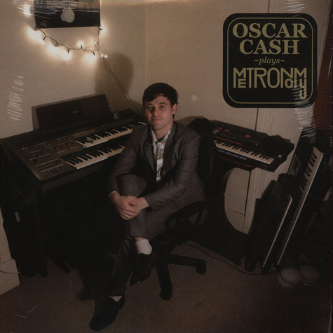 Oscar Cash plays Metronomy - Love Underlined