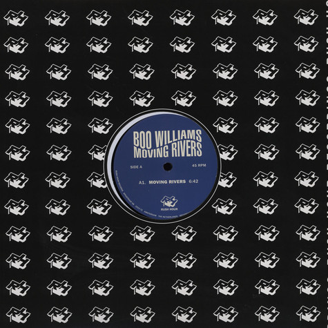 Boo Williams - Moving Rivers
