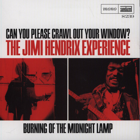 Jimi Hendrix - Can You Please Crawl Out Your Window