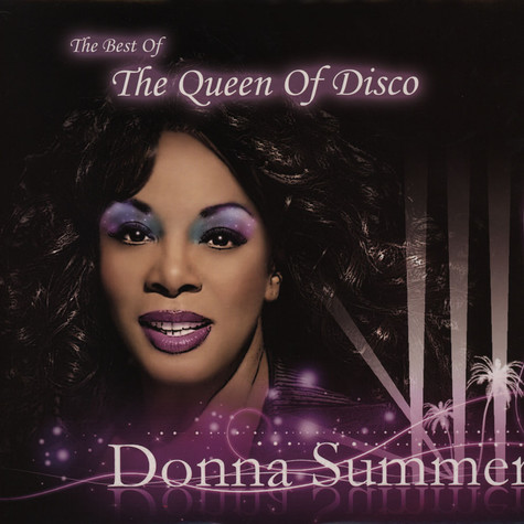 Donna Summer - The Queen Of Disco