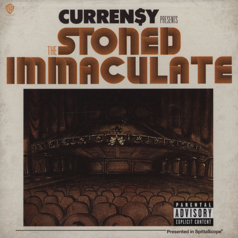 Curren$y - Stoned Immaculate