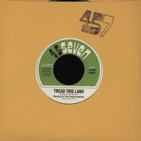 Morphy & The Untouchables - Tread This Land