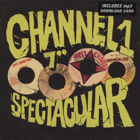 V.A. - Channel One - Spectacular