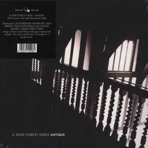 A Dead Forest Index - Antique