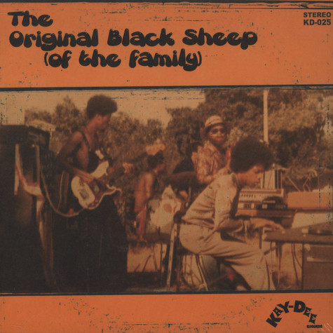 Original Black Sheep Of The Family - In The Forest / I Wanna Dance