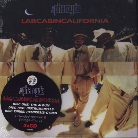 Pharcyde, The - Labcabincalifornia Expanded Edition