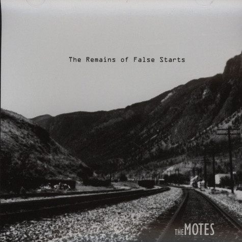 Motes, The (Instruments) - The Remains Of False Starts
