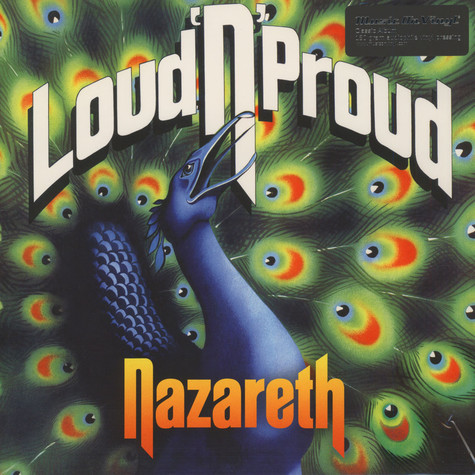 Nazareth - Loud'N'Proud