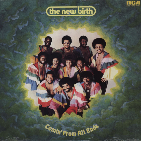 New Birth - Comin' From All Ends