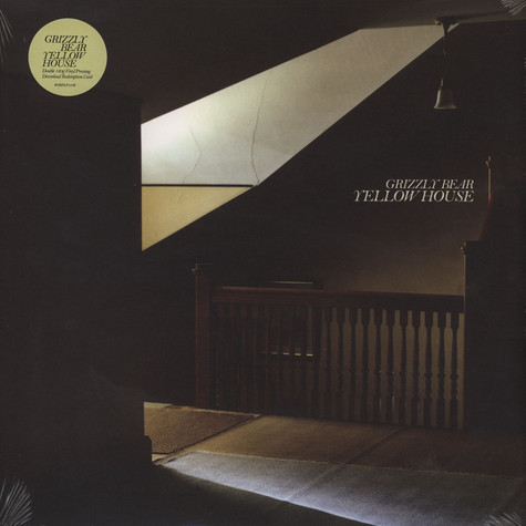 Grizzly Bear - Yellow House