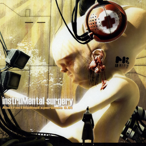 V.A. - InstruMental Surgery - Abstract Hiphop Experience 0.01