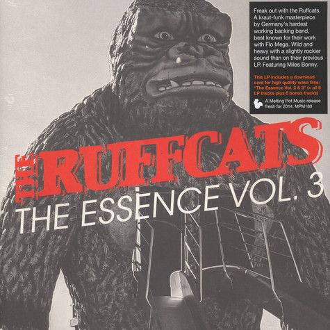 Ruffcats, The - The Essence Volume 3