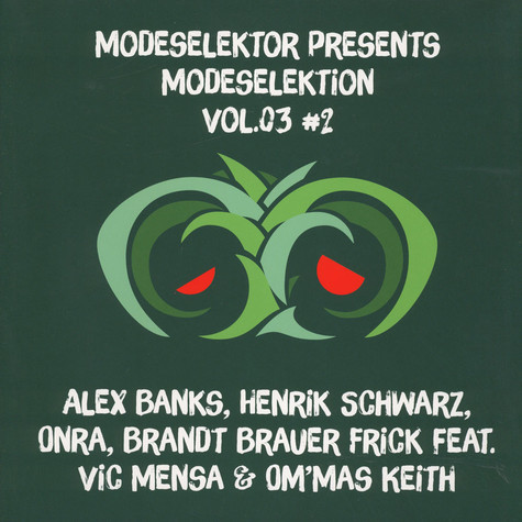 Modeselektor Proudly Presents - Modeselektion Volume 3 / Part 2