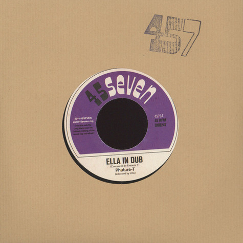 Phuture-T - Ella In Dub