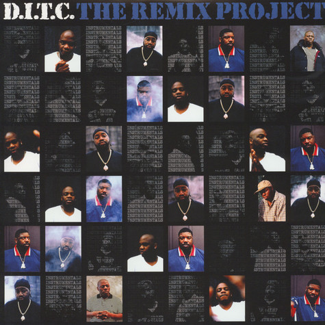 D.I.T.C. - The Remix Project Instrumentals