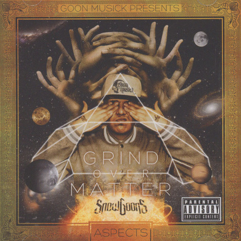 Aspects & Snowgoons - Grind Over Matter