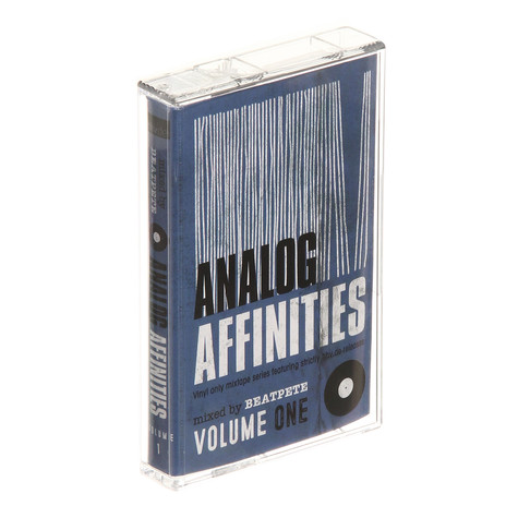 BeatPete - Analog Affinities Volume 1