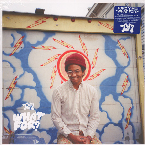 Toro Y Moi - What For? Colored Vinyl Edition