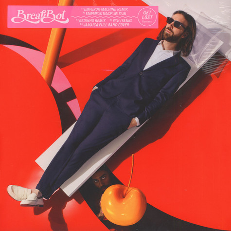 Breakbot - Get Lost Remixes