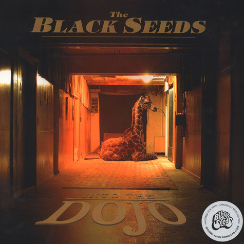 Black Seeds, The - Into The Dojo Golden Vinyl Edition