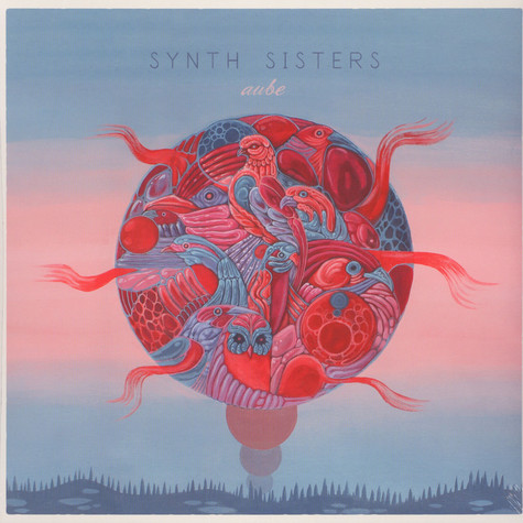 Synth Sisters - Aube