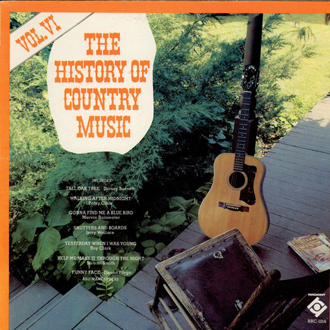 V.A. - The History Of Country Music Volume VI