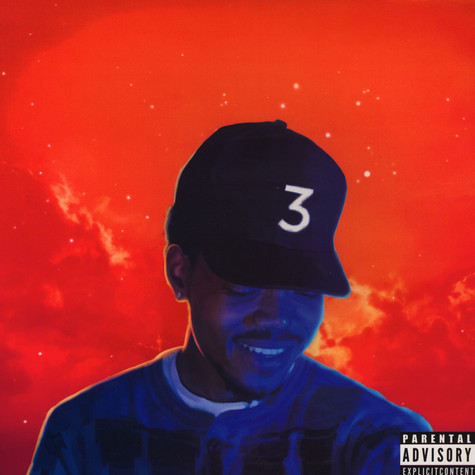 Chance The Rapper - Coloring Book Clear Vinyl Edition