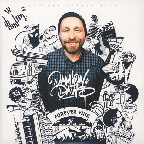 Damion Davis - Forever Ying Signed Edition