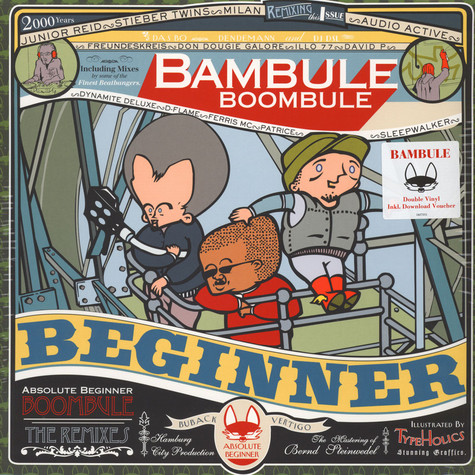 Absolute Beginner - Bambule: Boombule - The Remixed Album