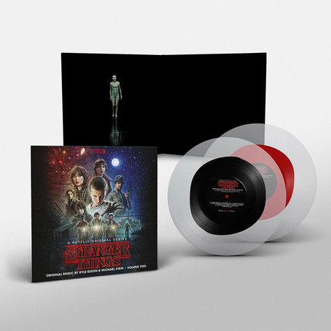 Kyle Dixon & Michael Stein - OST Stranger Things Season 1 Volume 2