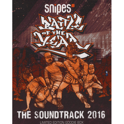 Battle Of The Year - The Soundtrack 2016 Special Edition