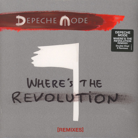 Depeche Mode - Where's The Revolution Remixes