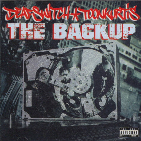 Deaf Switch & Toon Kurtis - The Backup