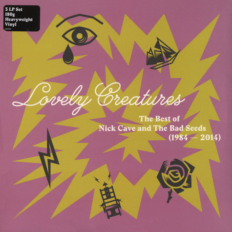 Nick Cave & The Bad Seeds - Lovely Creatures - The Best Of Nick Cave & The Bad Seeds 1984-2014