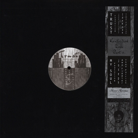 Theo Parrish - Gentrified Love Part 3
