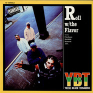 Young Black Teenagers - Roll W/The Flavor