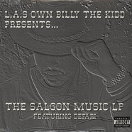 Defari aka Billy The Kidd - The Saloon Music LP