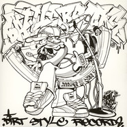 DJ Qbert - Battle Breaks
